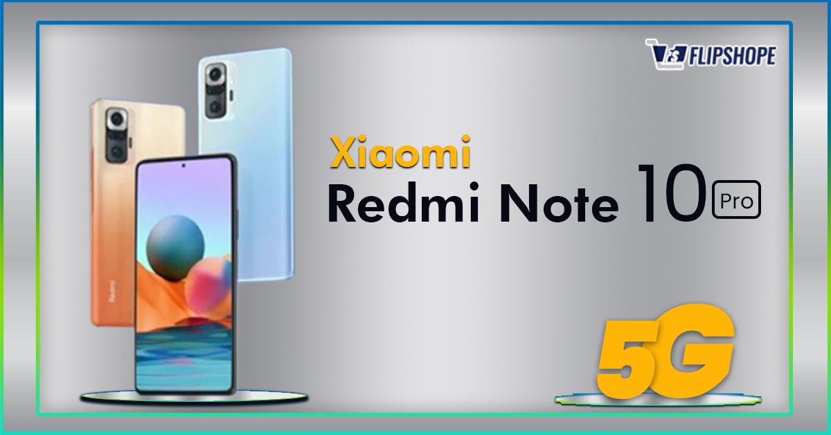 Redmi Note 10 Pro 5G Body & Display Specs