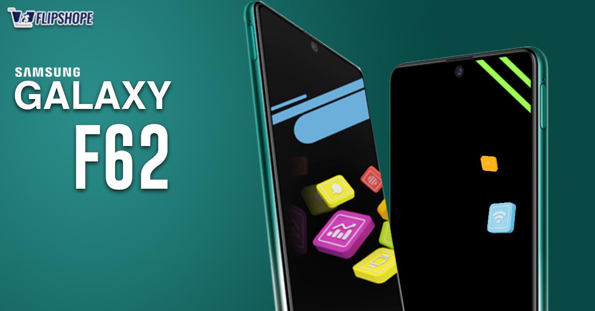 Samsung F62 Body & Display Specs