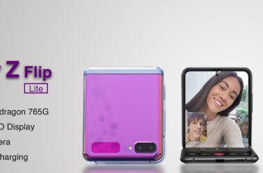 Samsung Galaxy Z Flip Lite Specifications