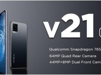 Vivo V21 Specificatiosn