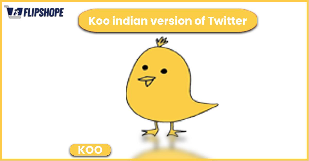indian social media apps koo