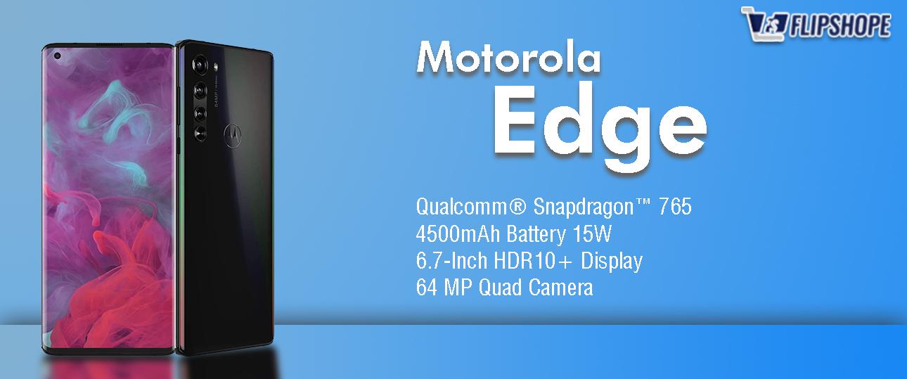 Motorola Edge Specifications