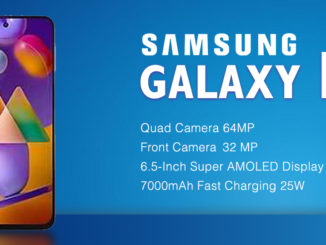 Samsung Galaxy F62 Specifications