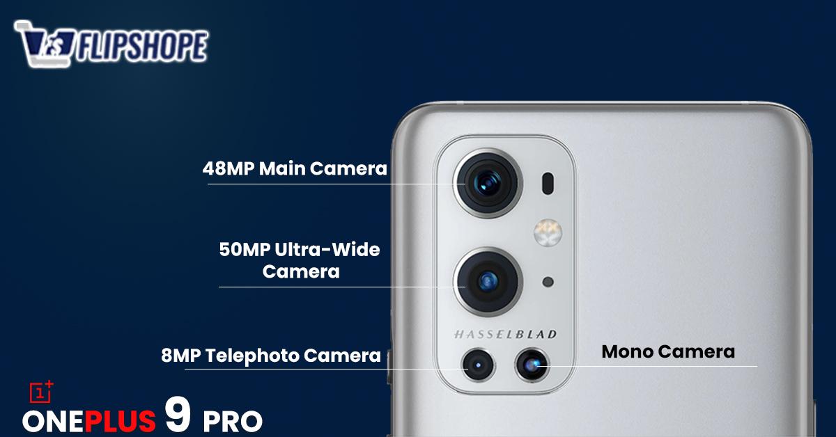 OnePlus 9 Pro Camera Specs