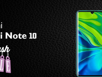 Redmi Note 10 Flash Sale