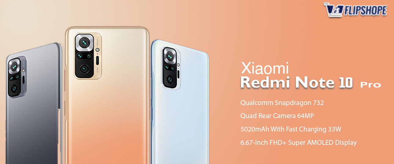 Redmi Note 10 Pro Specifications