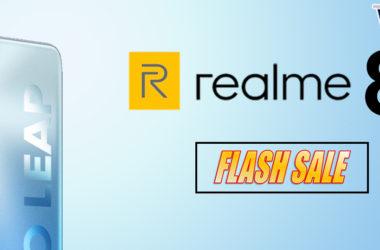 Realme 8 Falsh Sale