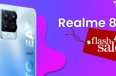 realme 8 pro flash sale