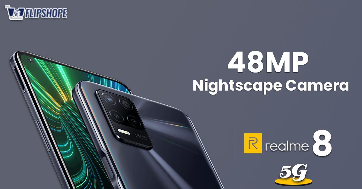 Realme 8 5G Specifications(Camera)