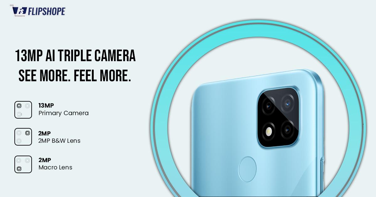 Realme C21 Specifications (Camera Specs)