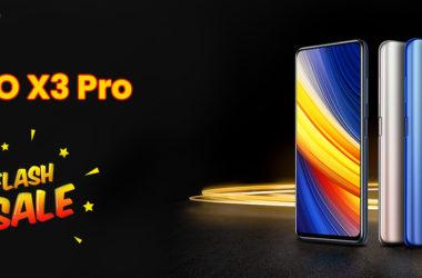 Poco x3 Pro Flash Sale