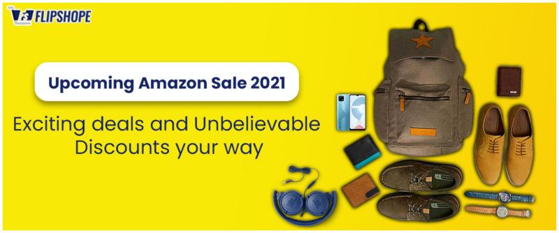Amazon Upcoming Sale 2021
