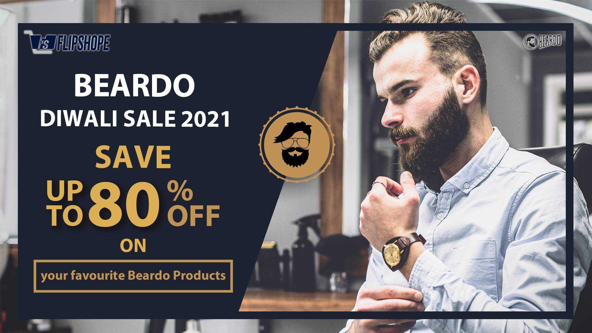 Beardo Diwali Sale