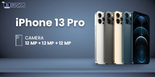 Iphone 13 pro Specs Camera