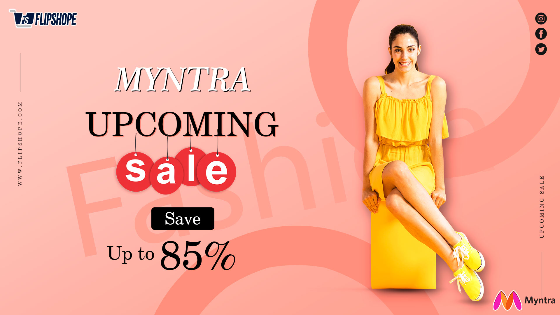 Myntra Upcoming Sale Dates, Offers, Deals and More...