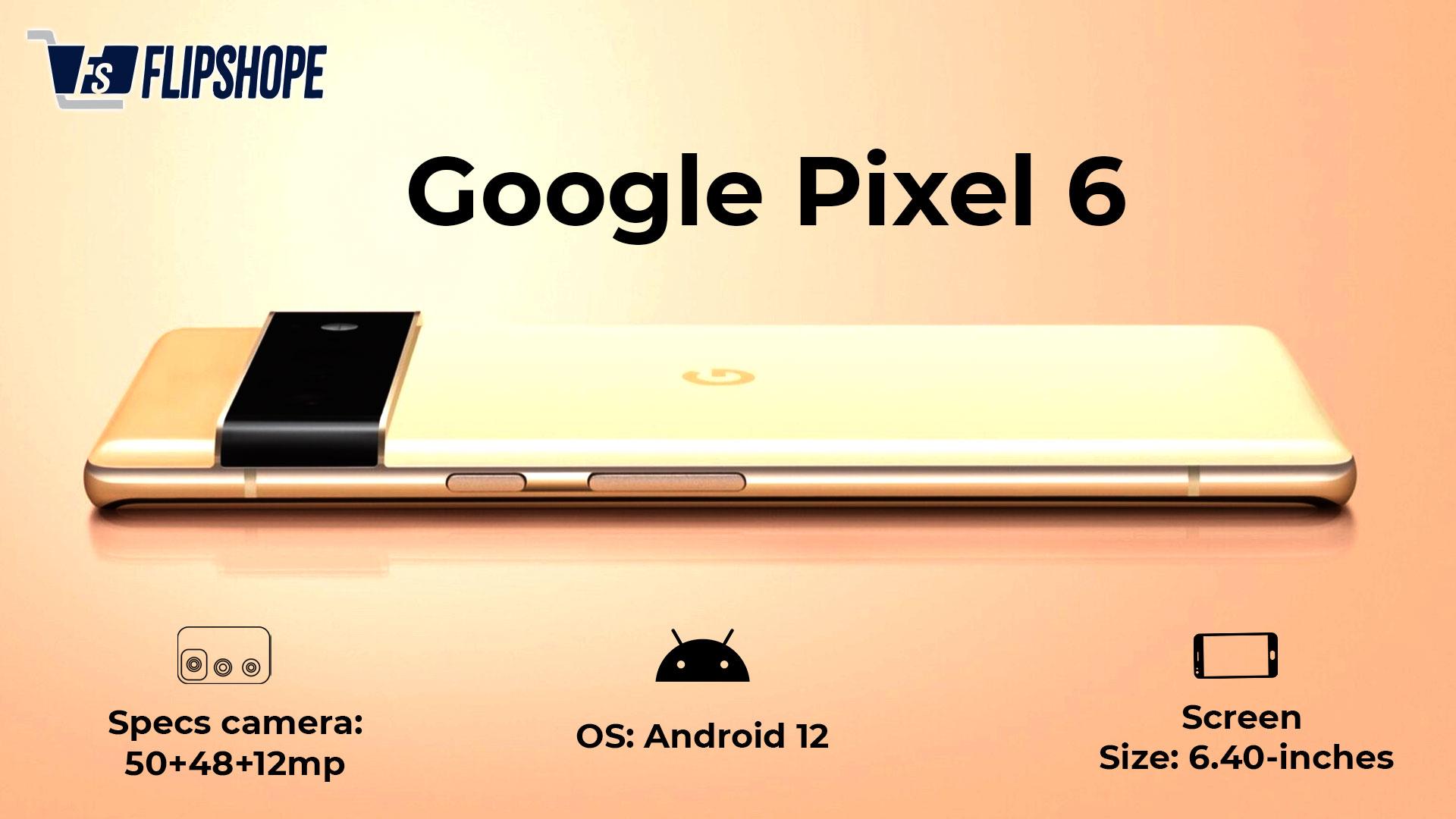 Google Pixel 6 Launch Date