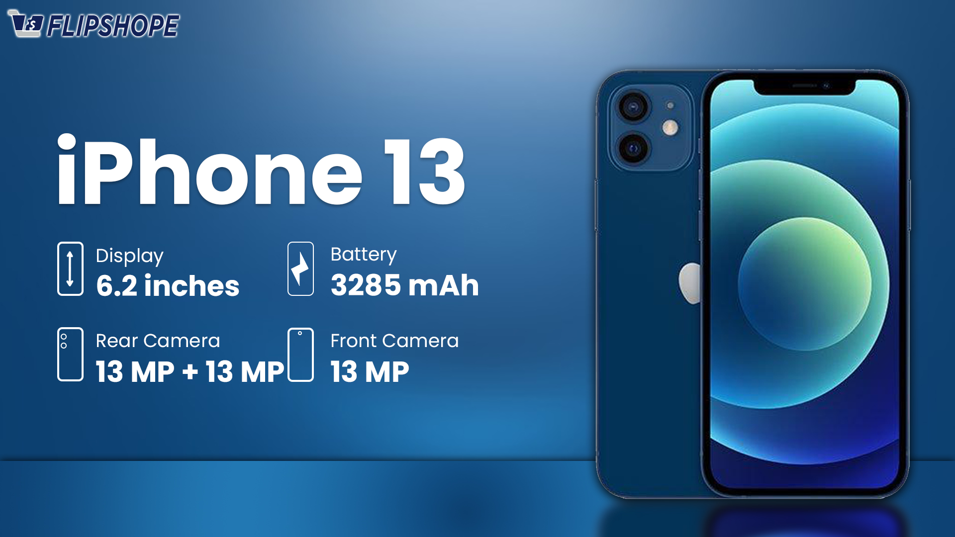 iPhone 13 specifications