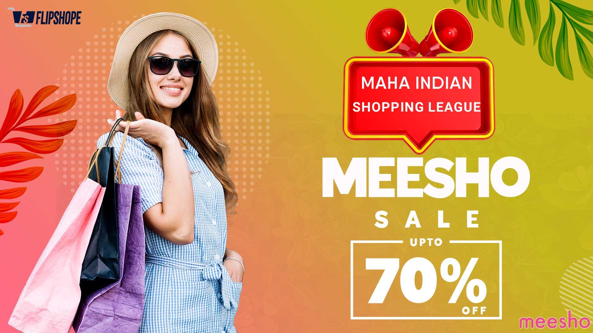 maha indian shopping league