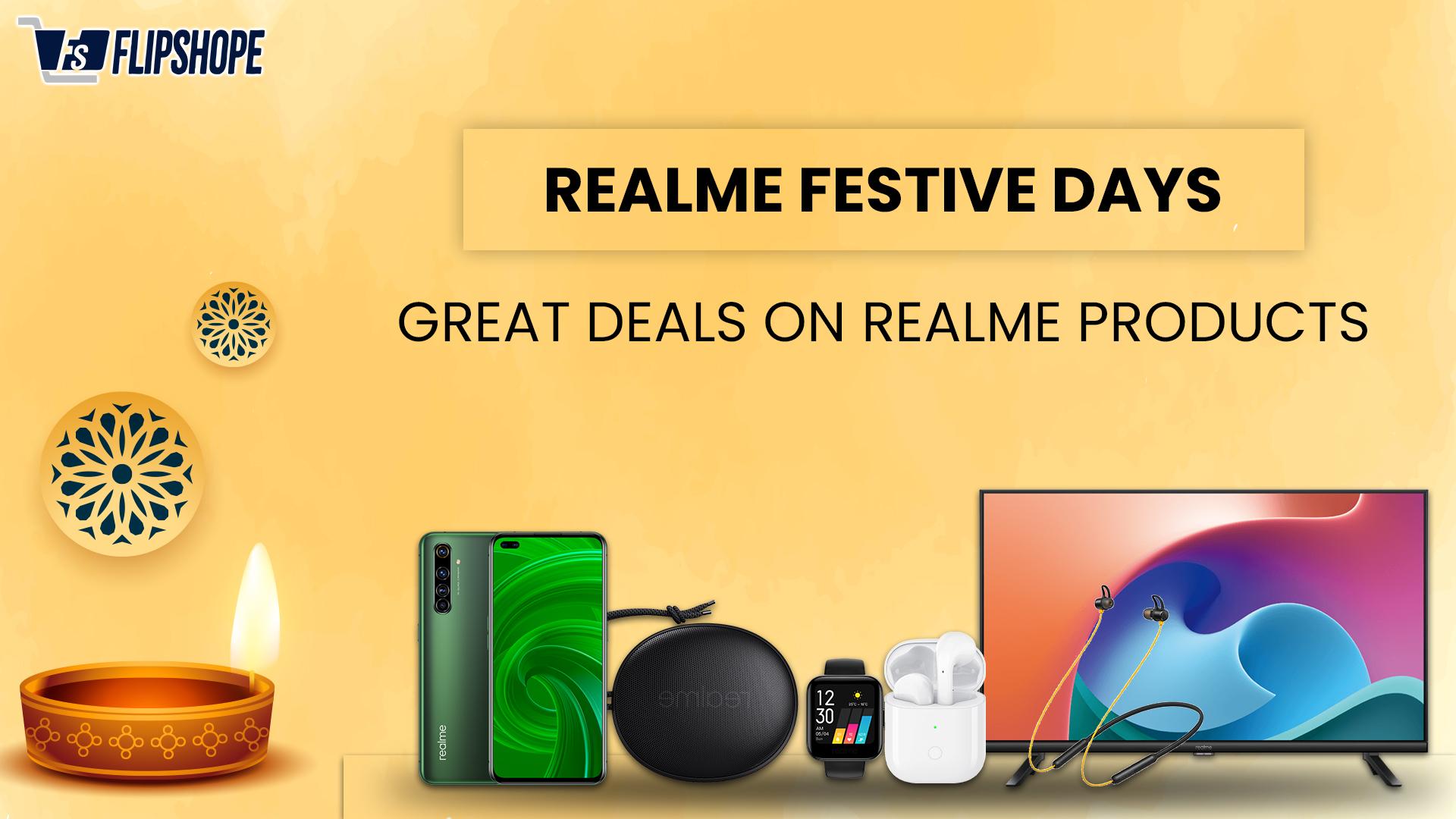 realme festive days